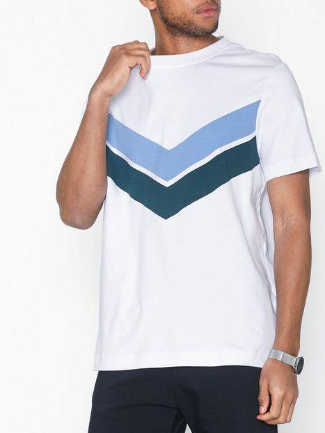 Samsøe Samsøe Aldu o-n ss 10831 T-paidat ja topit White