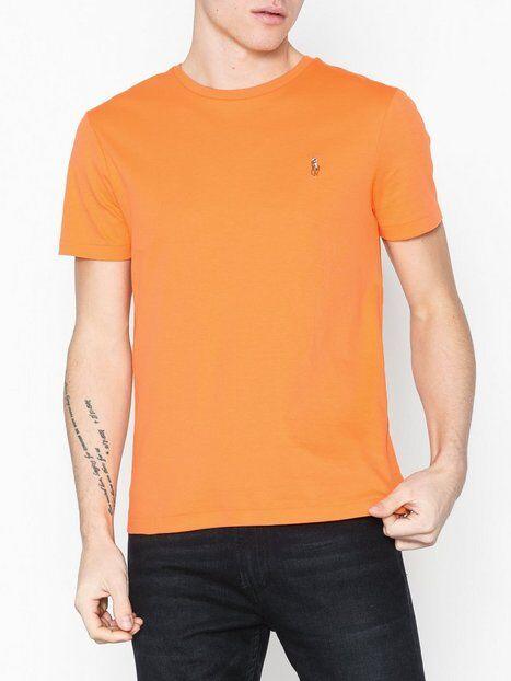 Polo Ralph Lauren Short Sleeve T-Shirt T-paidat ja topit Oranssi