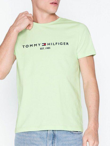 Tommy Hilfiger Tommy Logo Tee T-paidat ja topit Green