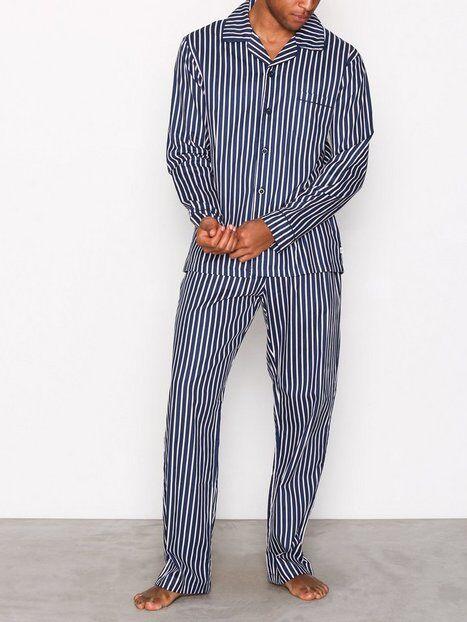Rayville Mick Pyjamas Yöasut Sininen/vaaleanpunainen
