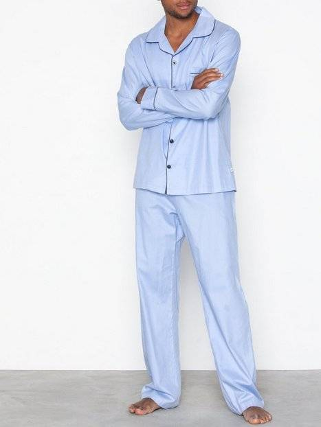 Rayville Mick Pyjamas Solid Yöasut Cool Blue