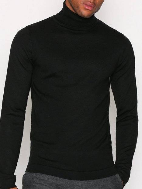Tailored Originals Knit - Felipe Puserot Black