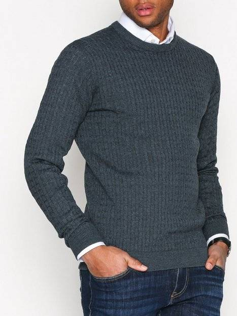 Tailored Originals Knit - Ascot Puserot Navy