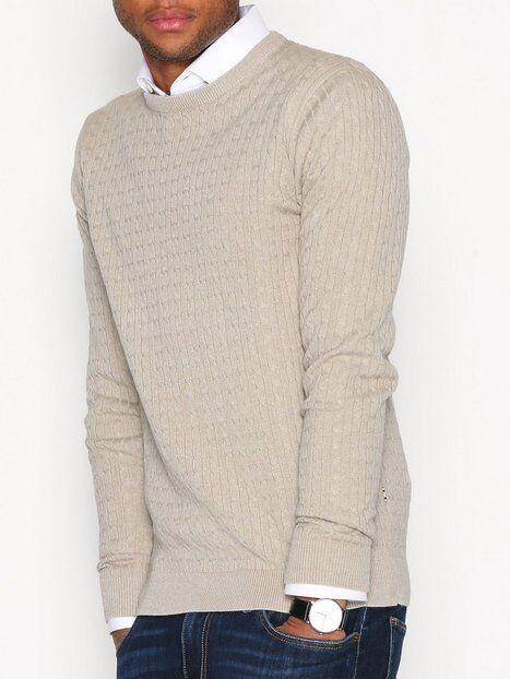 Tailored Originals Knit - Ascot Puserot Lin