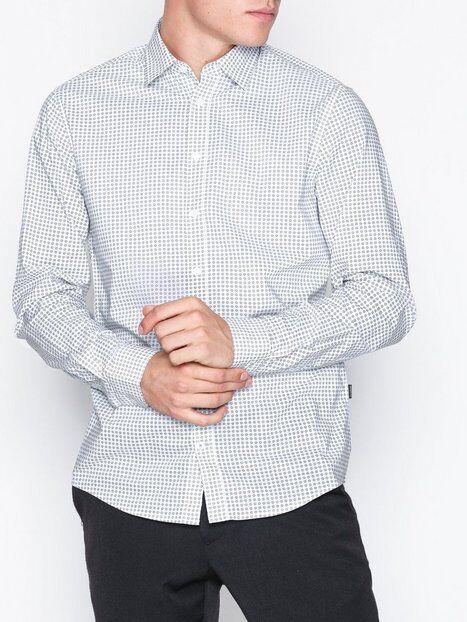 Tailored Originals Shirt - Lionel Kauluspaidat White