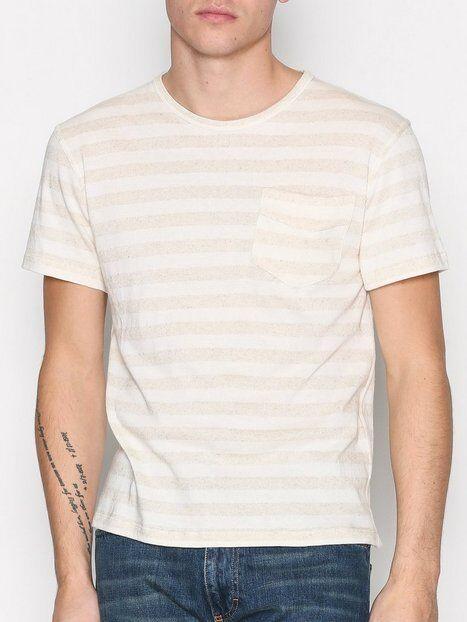 Human Scales Patrick Pocket T-paidat ja topit Natural
