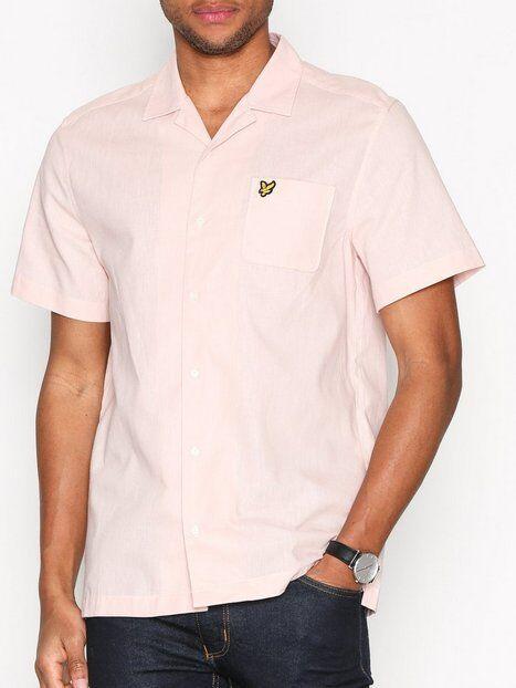 Scott Lyle & Scott Resort Shirt Kauluspaidat Dusty Pink