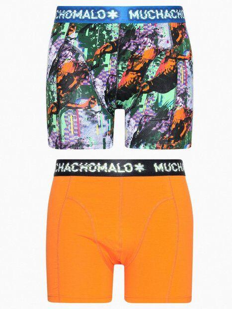 Muchachomalo Glitch Boxer 2-Pack Bokserit Print