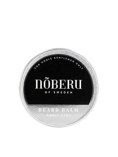 Nõberu Of Sweden Beard Balm Amber-Lime Reg Size Parranajo Amber
