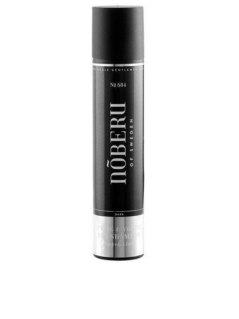 Nõberu Of Sweden Dry Shampoo Dark Amber-Lime Hiustenhoito & muotoilutuotteet Amber