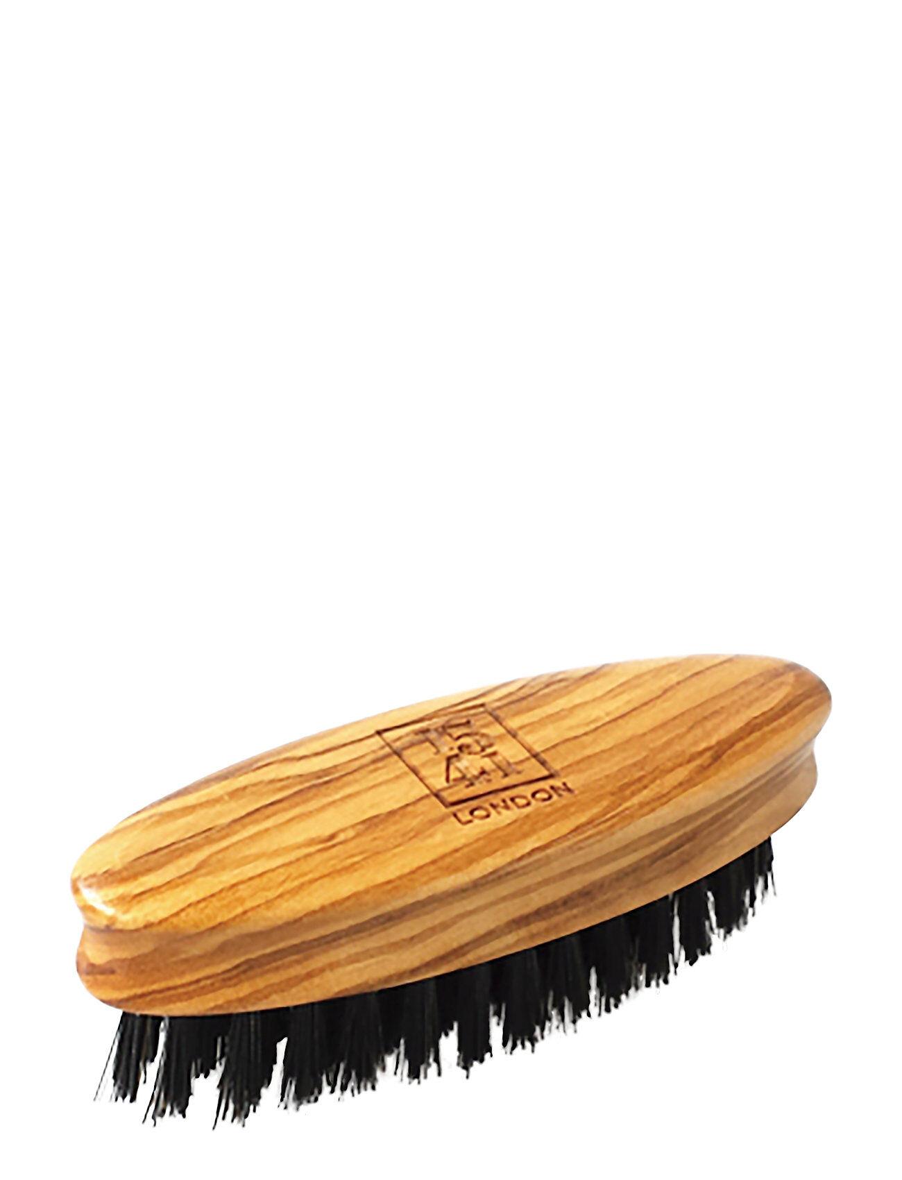 1541 of London Mini Beard & Moustache Brush Olivewood