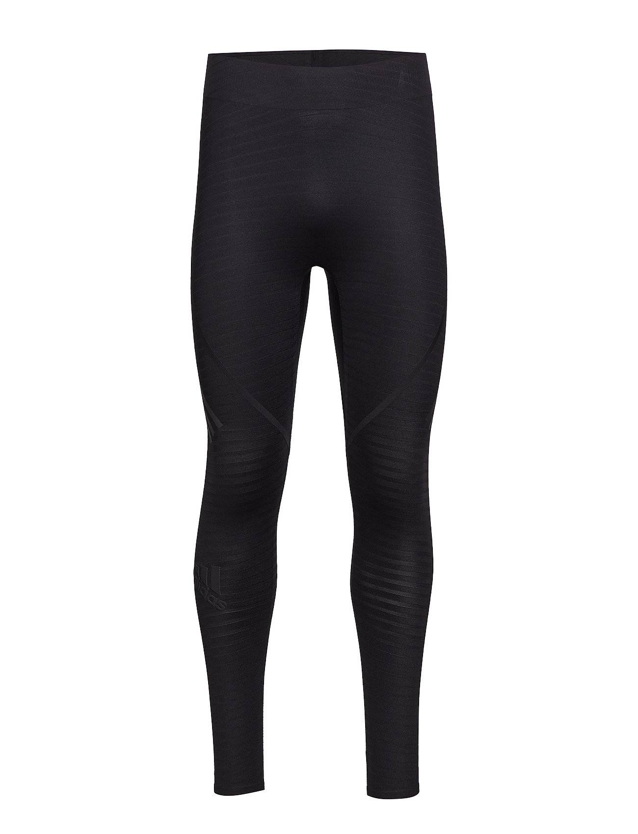 Image of adidas Performance Ask 360 Lt 3s J Running/training Tights Musta Adidas Performance