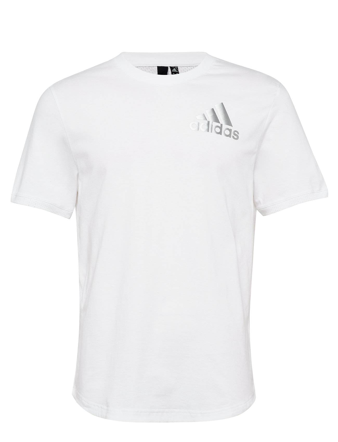 Image of adidas Performance M Sid Tee Ct T-shirts Short-sleeved Valkoinen Adidas Performance