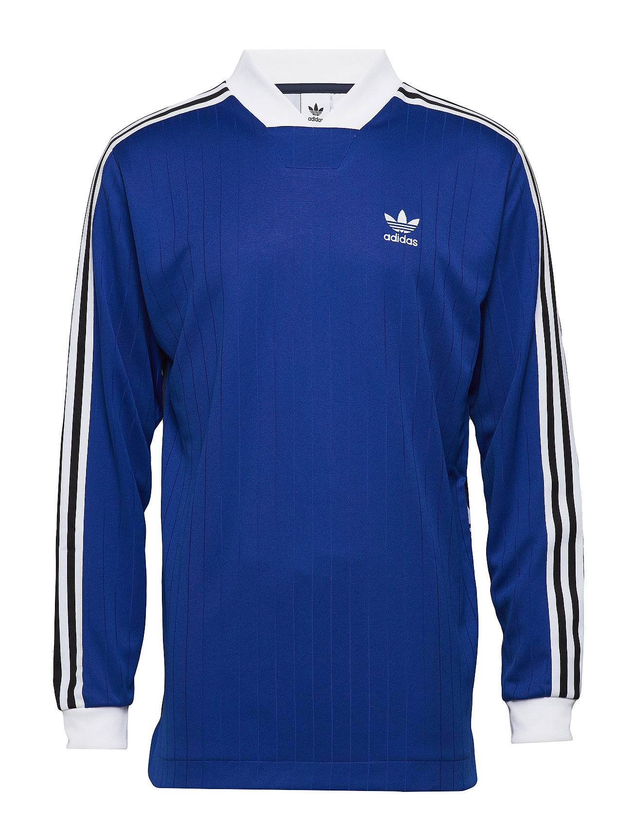 Image of adidas Originals B Side Ls Jrsy3 T-shirts Long-sleeved Sininen