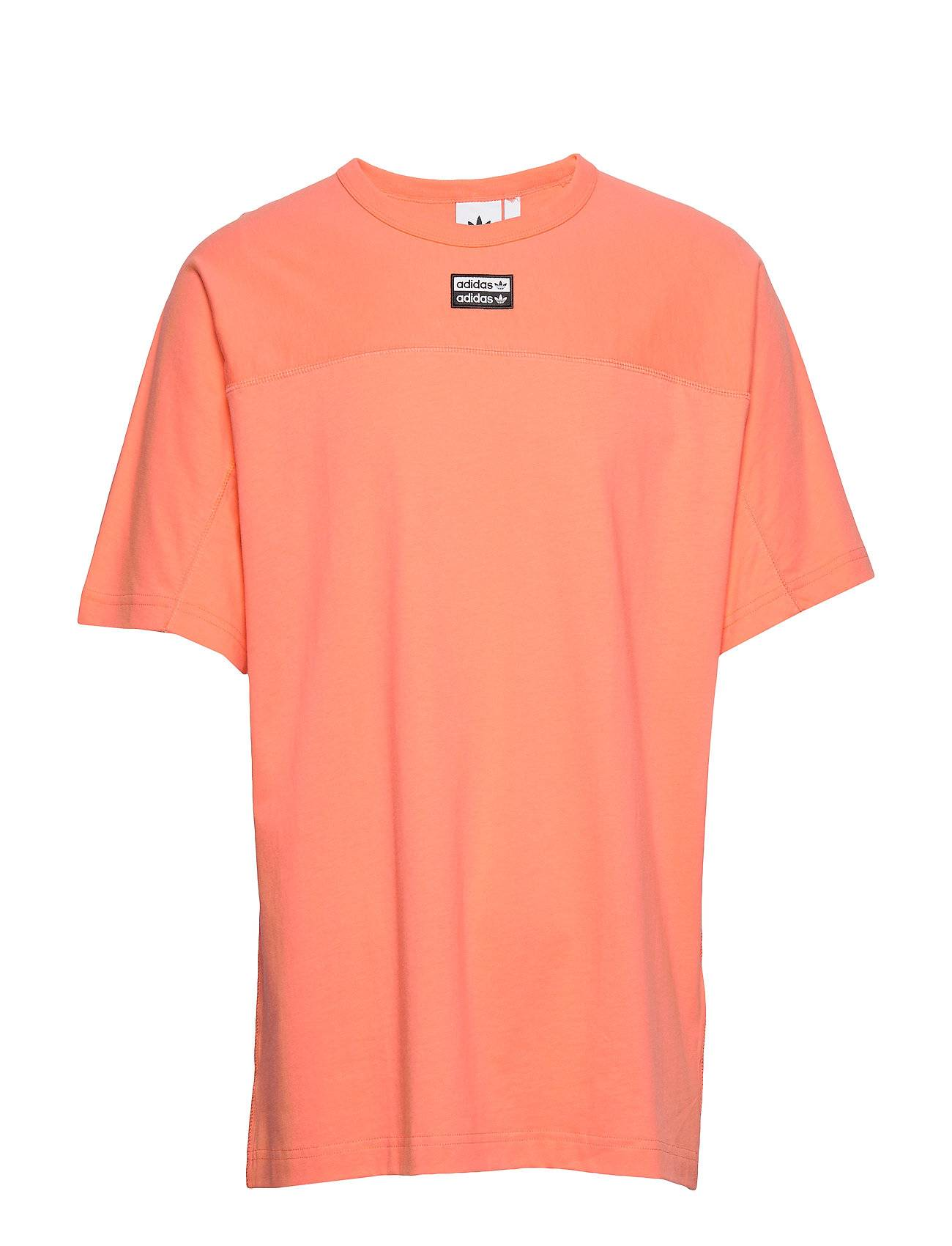 Image of adidas Originals Vocal A Tee T-shirts Short-sleeved Oranssi