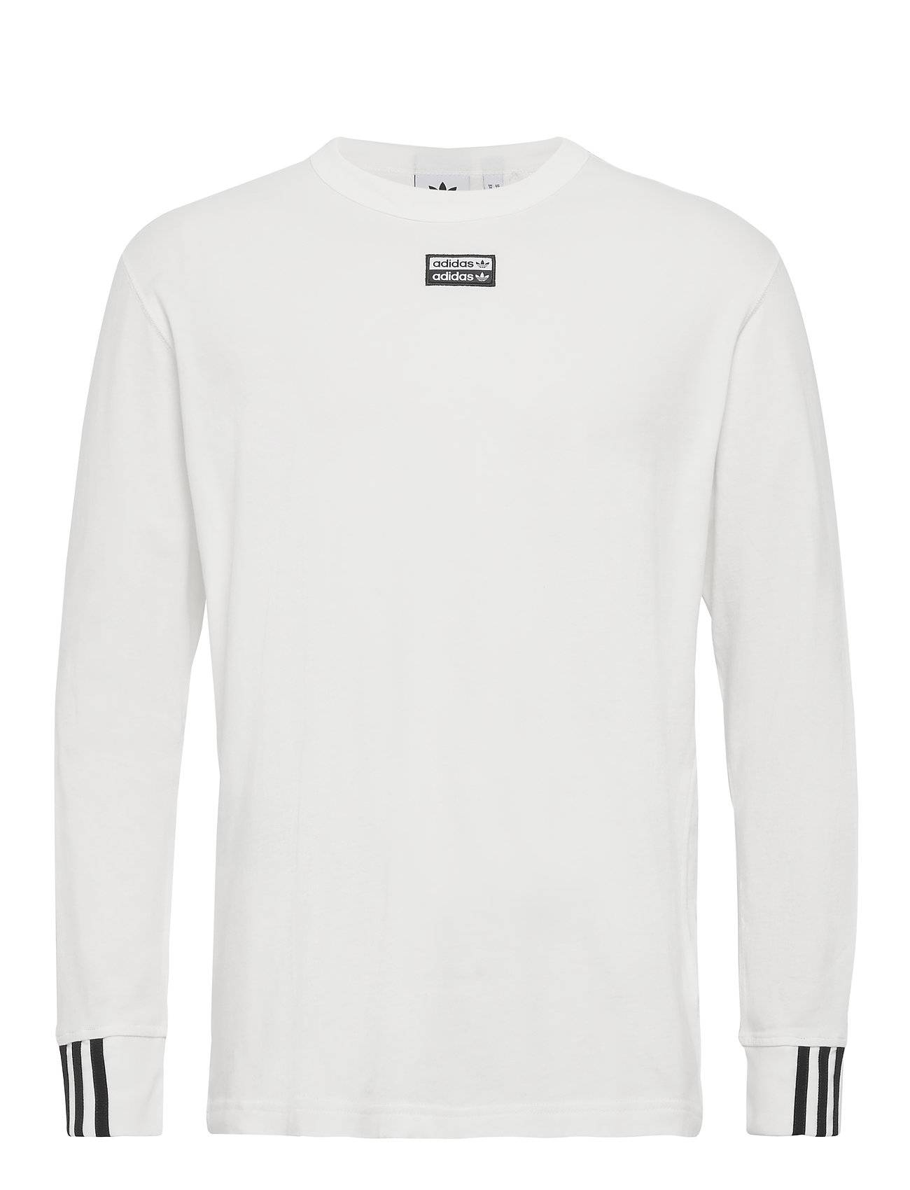 Image of adidas Originals F Ls T-shirts Long-sleeved Valkoinen