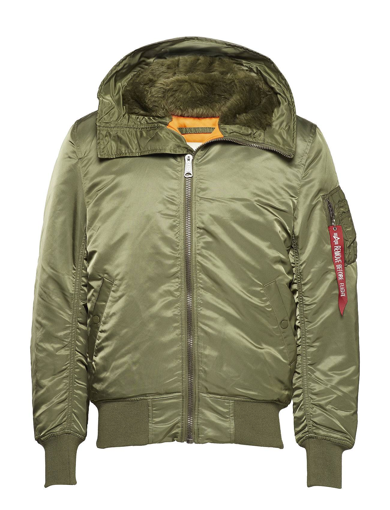 Alpha Industries Ma-1 Hooded