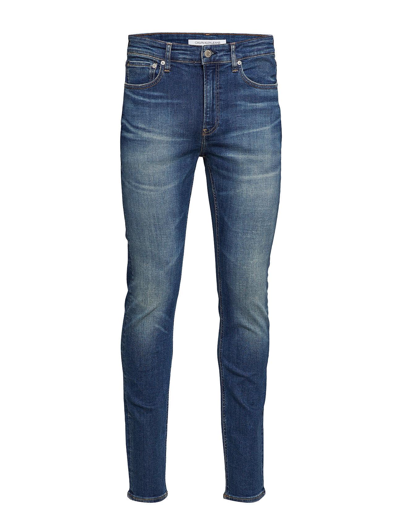 Image of Calvin Ckj 058 Slim Taper Skinny Farkut Sininen Calvin Klein Jeans
