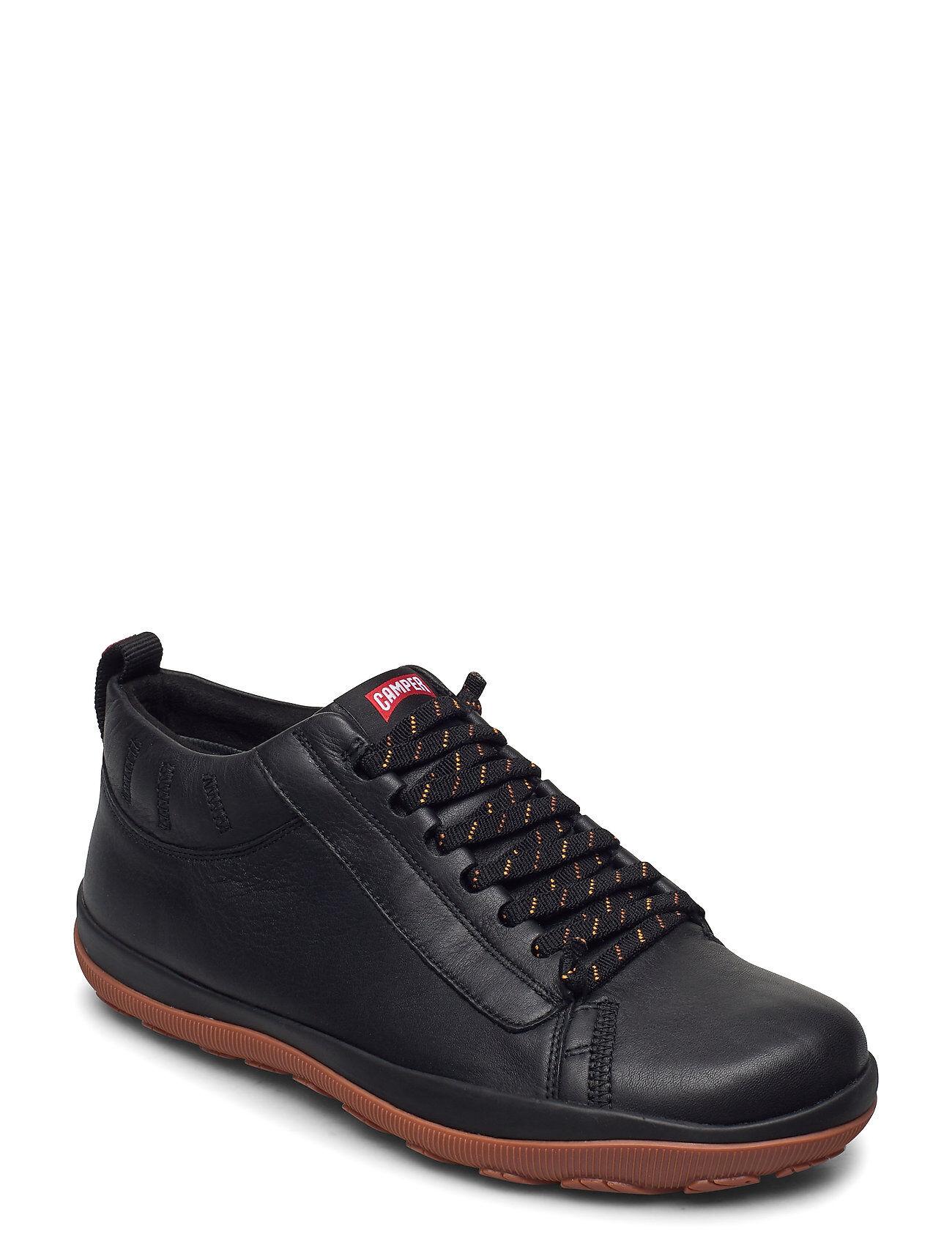 Camper Peu Pista Gm Matalavartiset Sneakerit Tennarit Musta