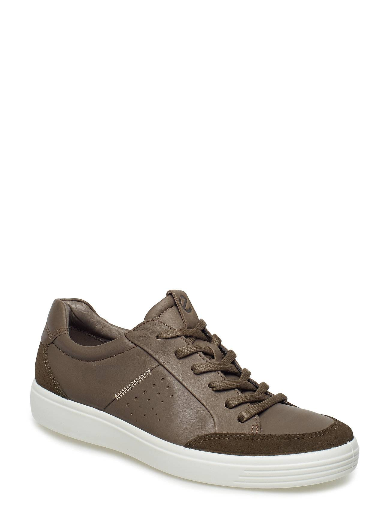 ECCO Soft 7 M Matalavartiset Sneakerit Tennarit Beige ECCO
