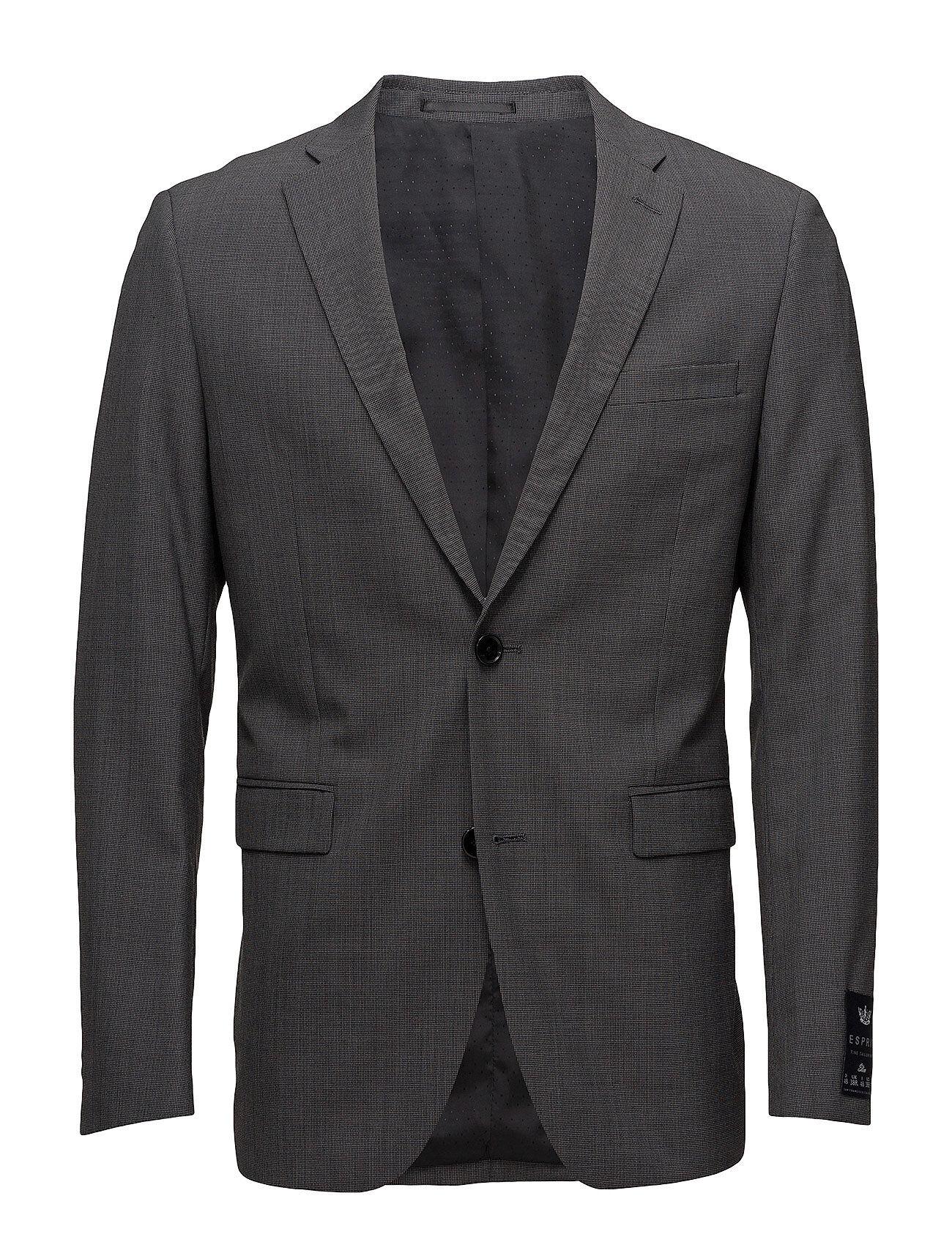 Image of Esprit Collection Blazers Suit Bleiseri Puvun Takki Harmaa
