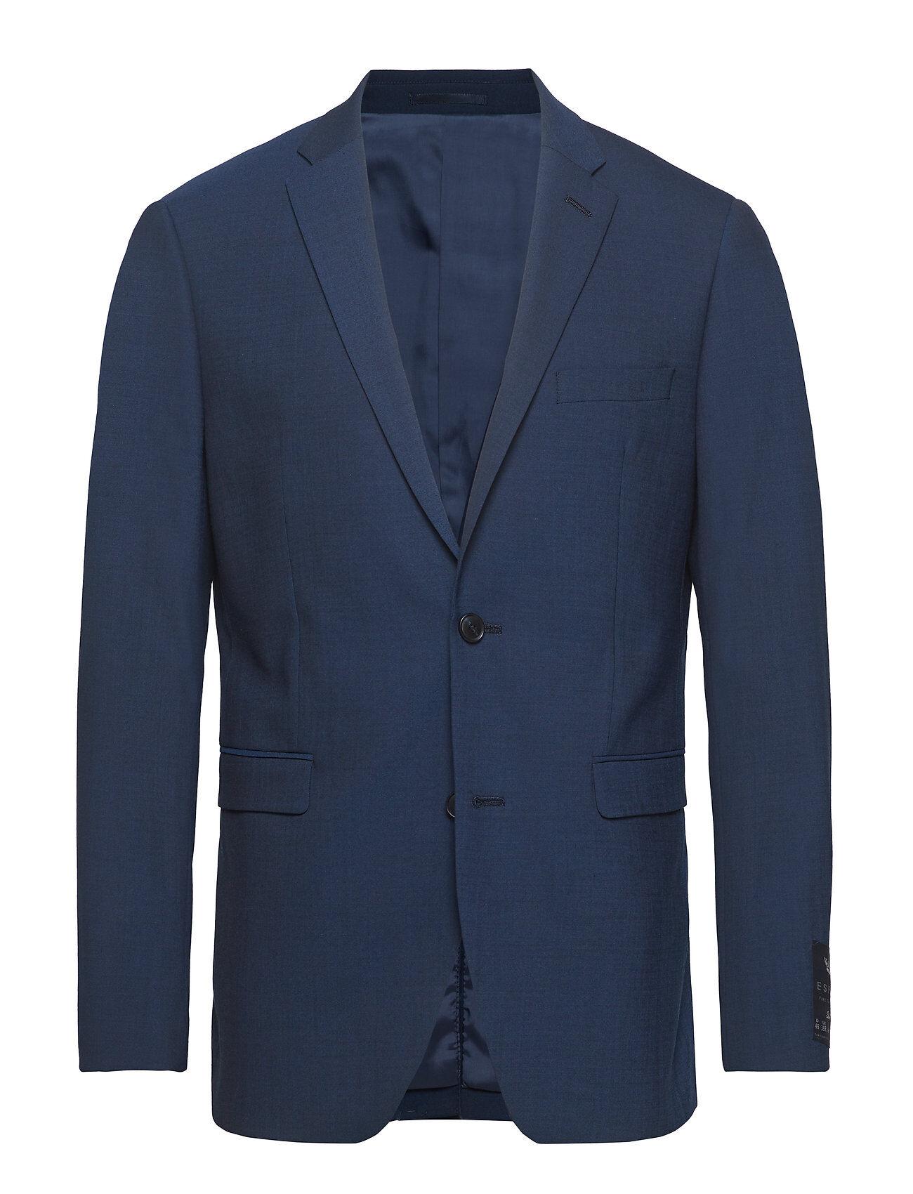 Image of Esprit Collection Blazers Suit Bleiseri Puvun Takki Sininen