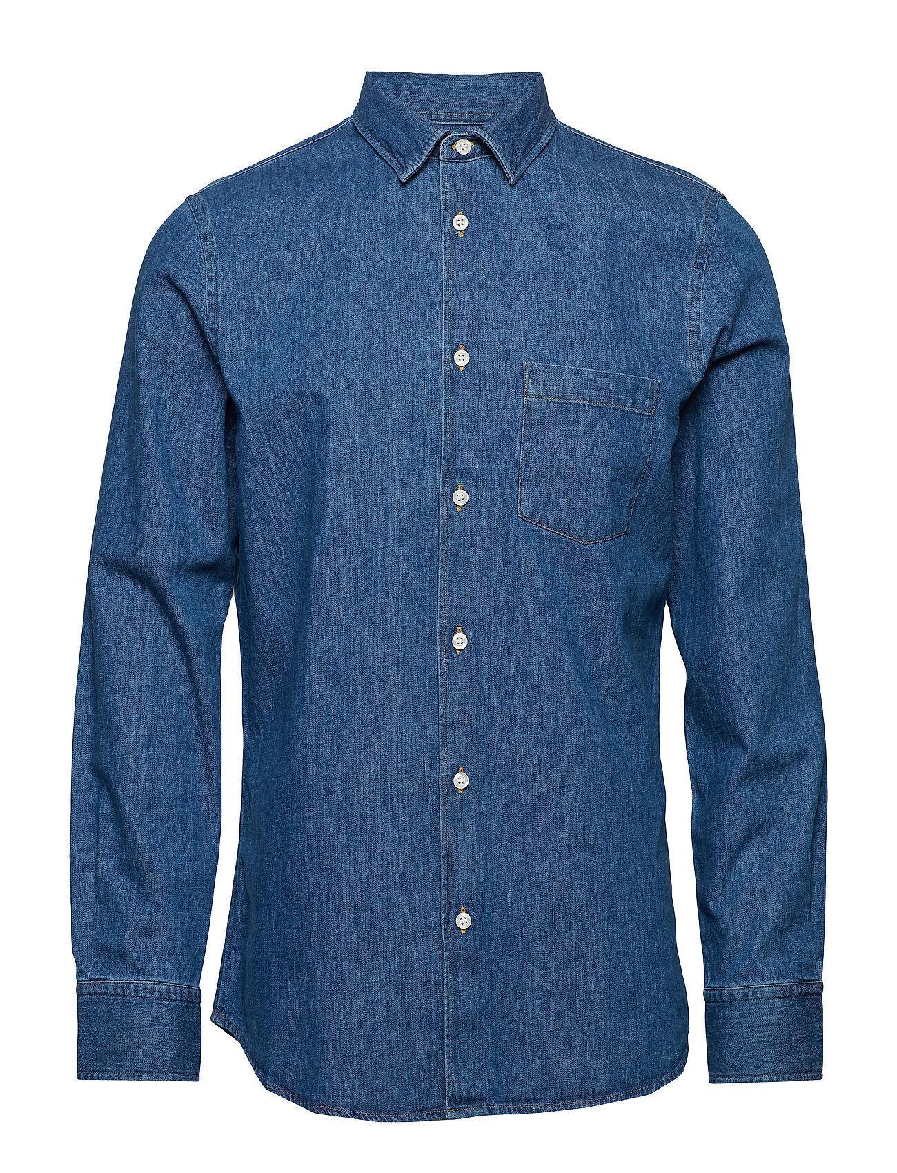 Filippa K M. Tim Denim Shirt