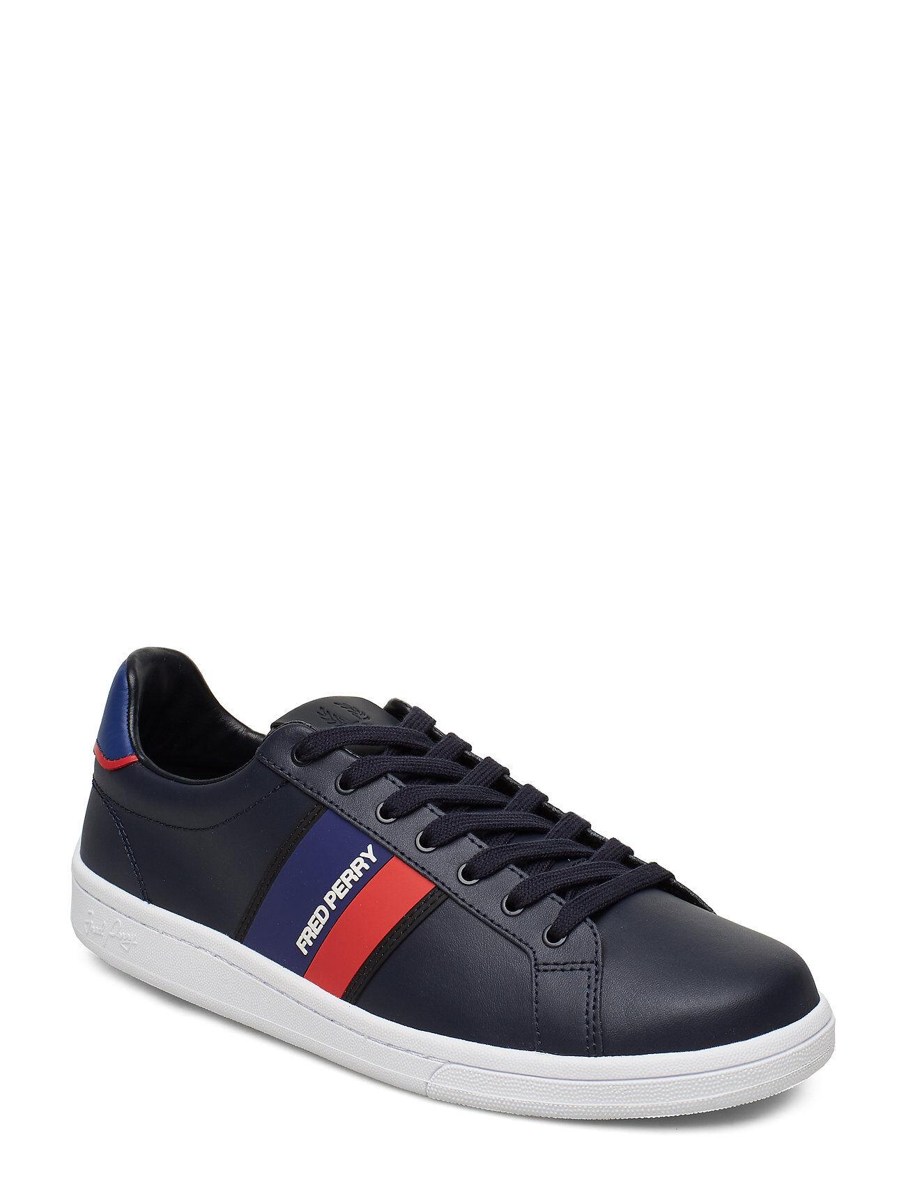 Fred Perry B721 Two T Brand. Matalavartiset Sneakerit Tennarit Sininen