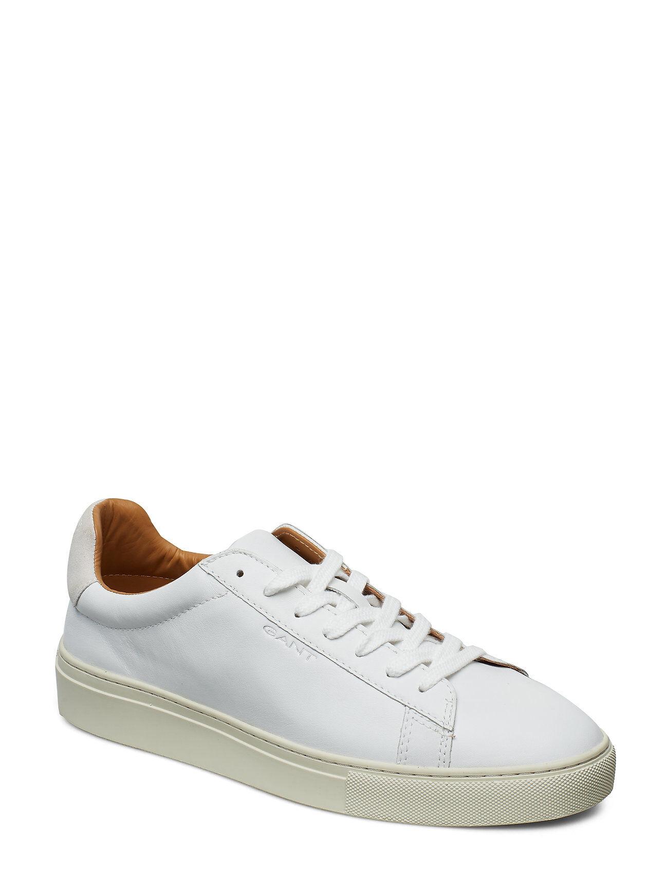 GANT Denver Cupsole Low Matalavartiset Sneakerit Tennarit Valkoinen GANT