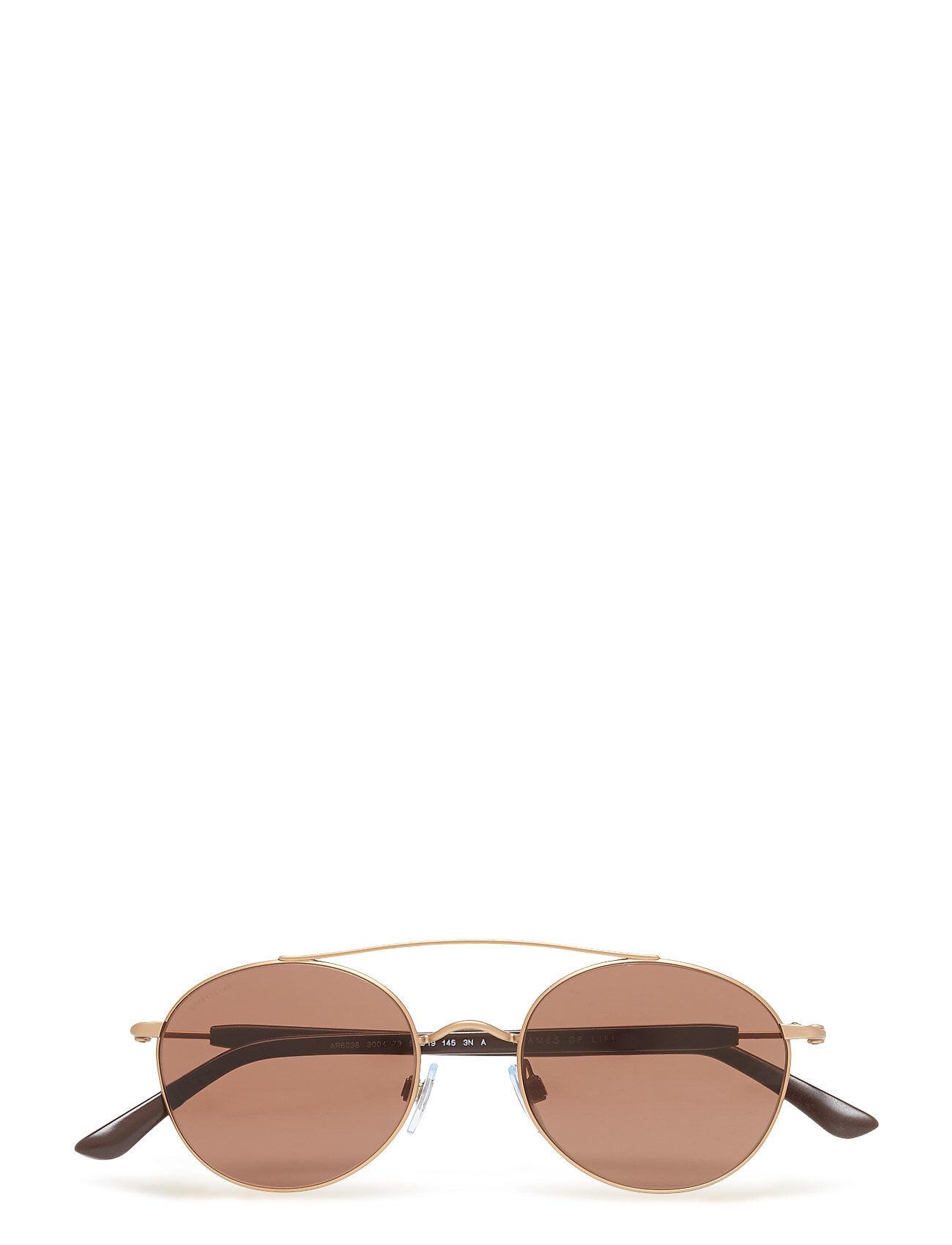 Image of Giorgio Armani Frames Of Life Aurinkolasit Ruskea Giorgio Armani Sunglasses