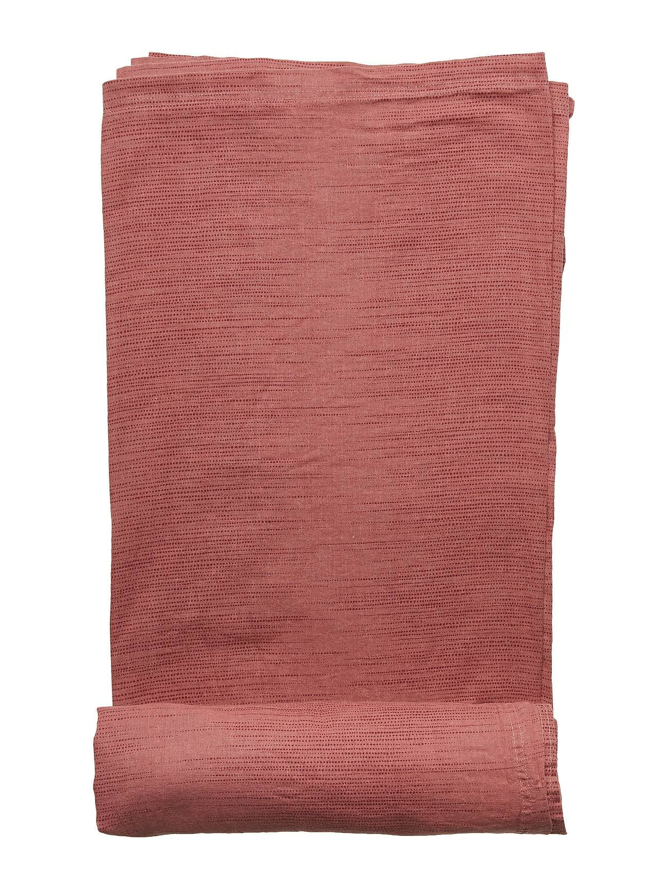 Gripsholm Table Cloth Leo Home Kitchen Tablecloth Vaaleanpunainen Gripsholm