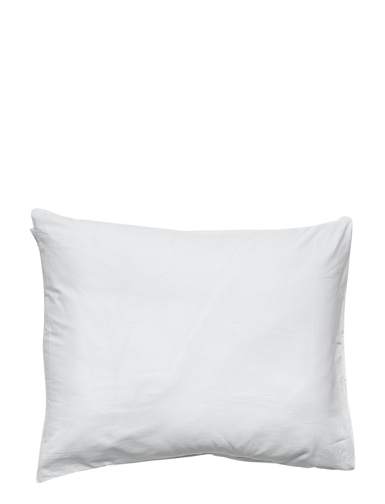 Gripsholm Pillowcase Eco Percale Home Bedroom Bedding Pillowcases Valkoinen Gripsholm