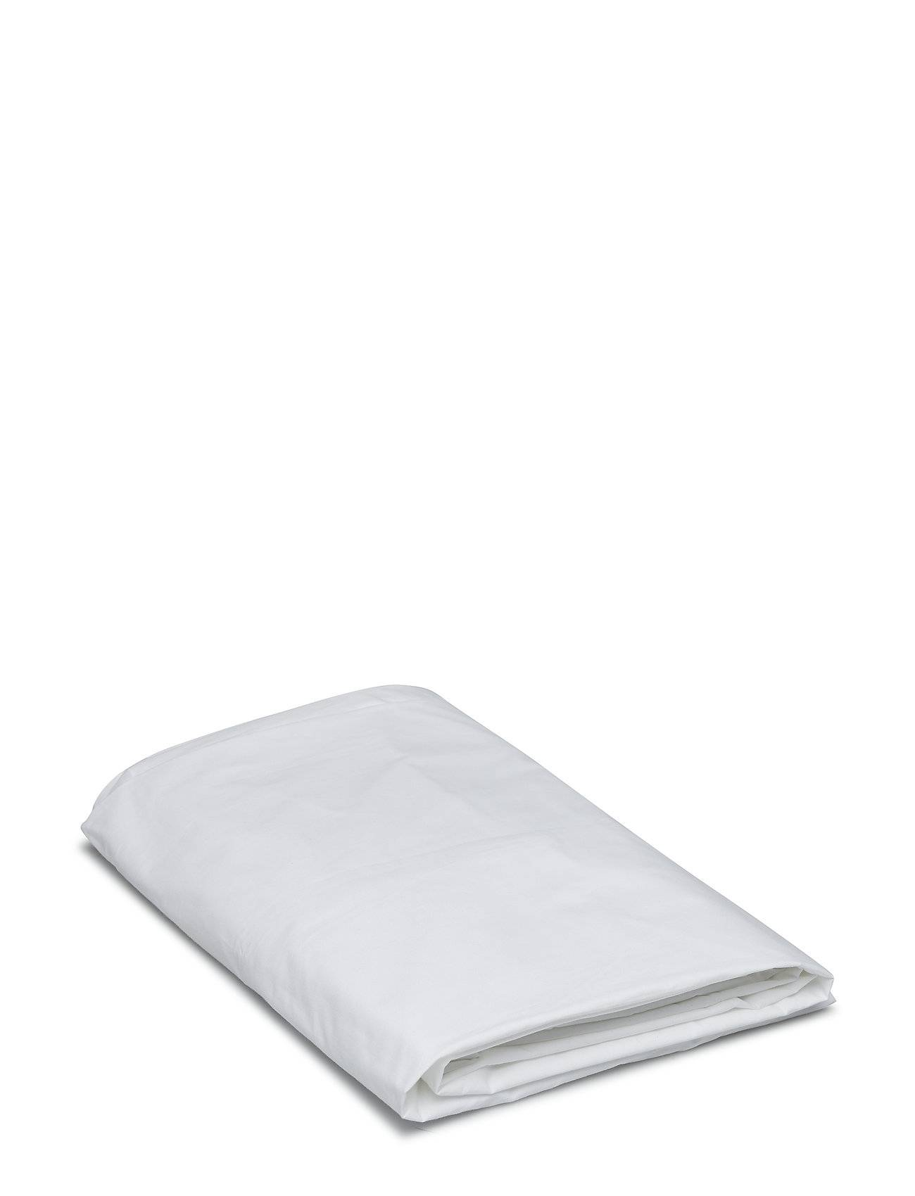 Gripsholm Fitted Sheet Percale Home Bedroom Bedding Sheets Valkoinen Gripsholm