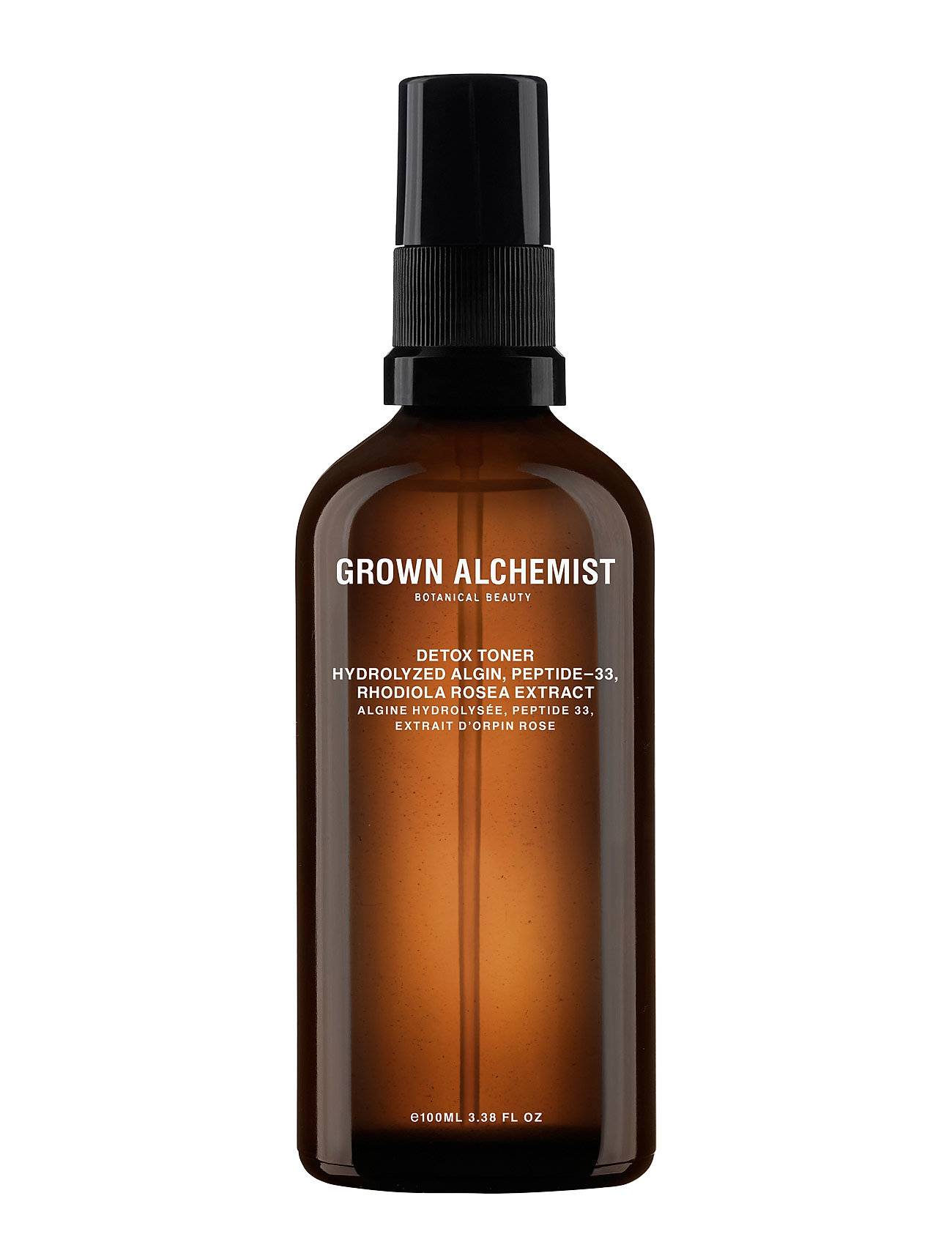 Grown Alchemist Detox T R Mist Kasvojen Ihonhoito Nude Grown Alchemist