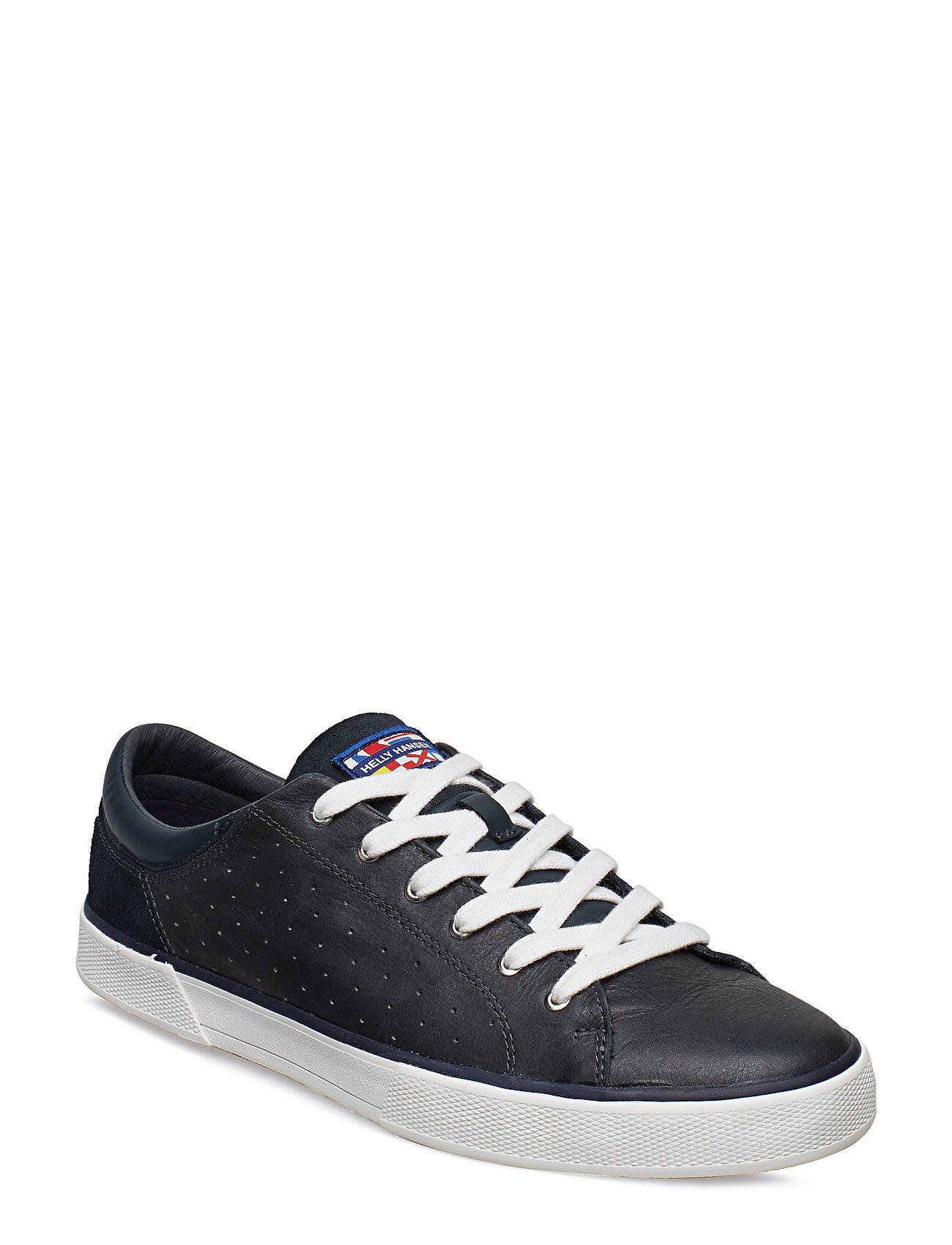 Image of Helly Hansen Copenhagen Leather Shoe Matalavartiset Sneakerit Tennarit Sininen