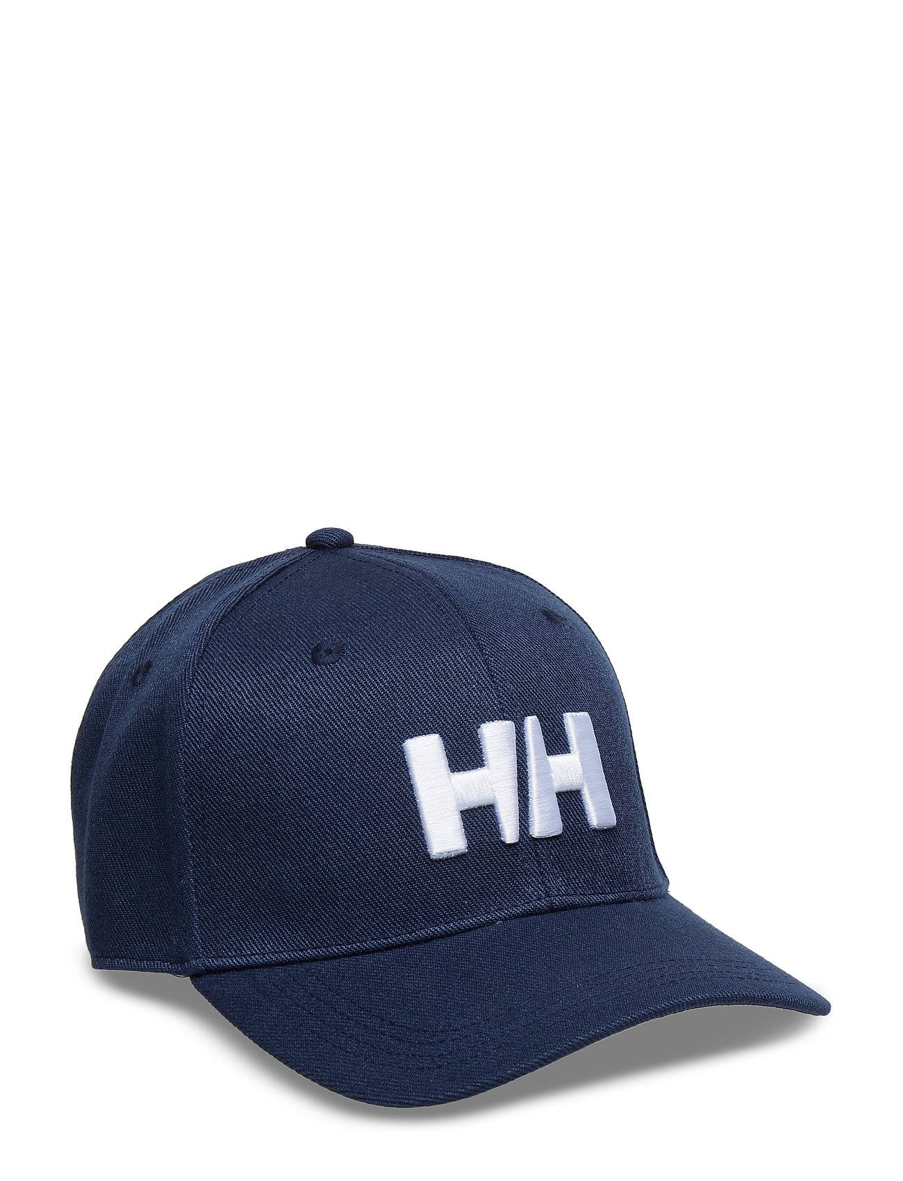 Helly Hansen Hh Brand Cap Accessories Headwear Caps Sininen