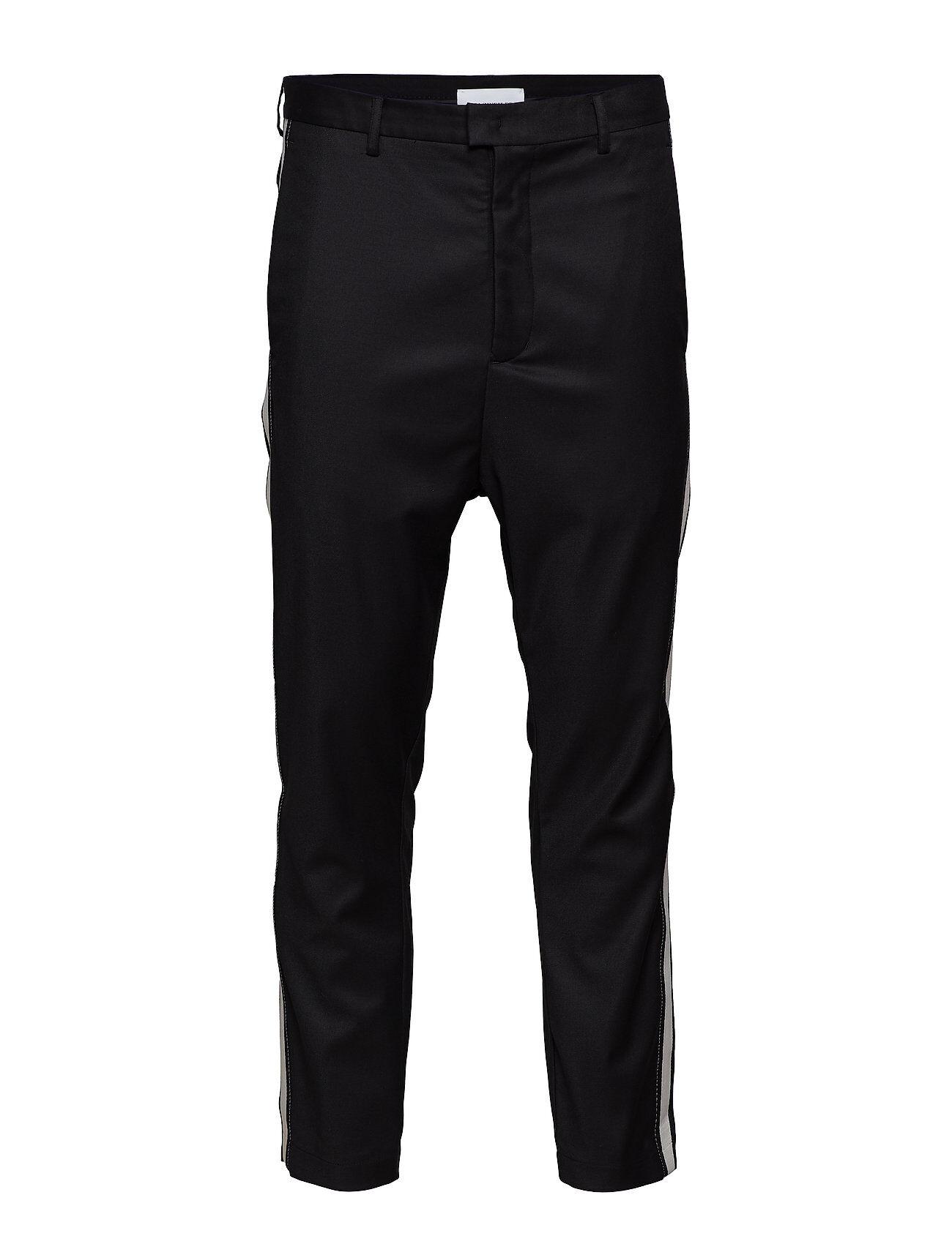 HOLZWEILER Herman Trousers-Black