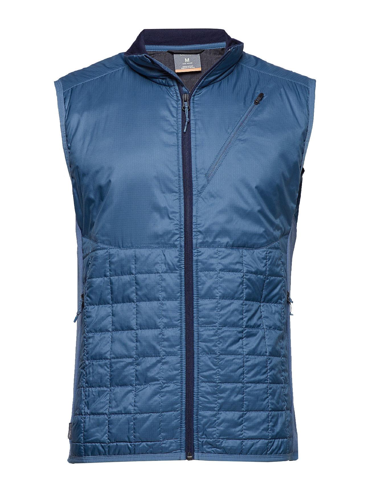 Icebreaker Mens Helix Vest