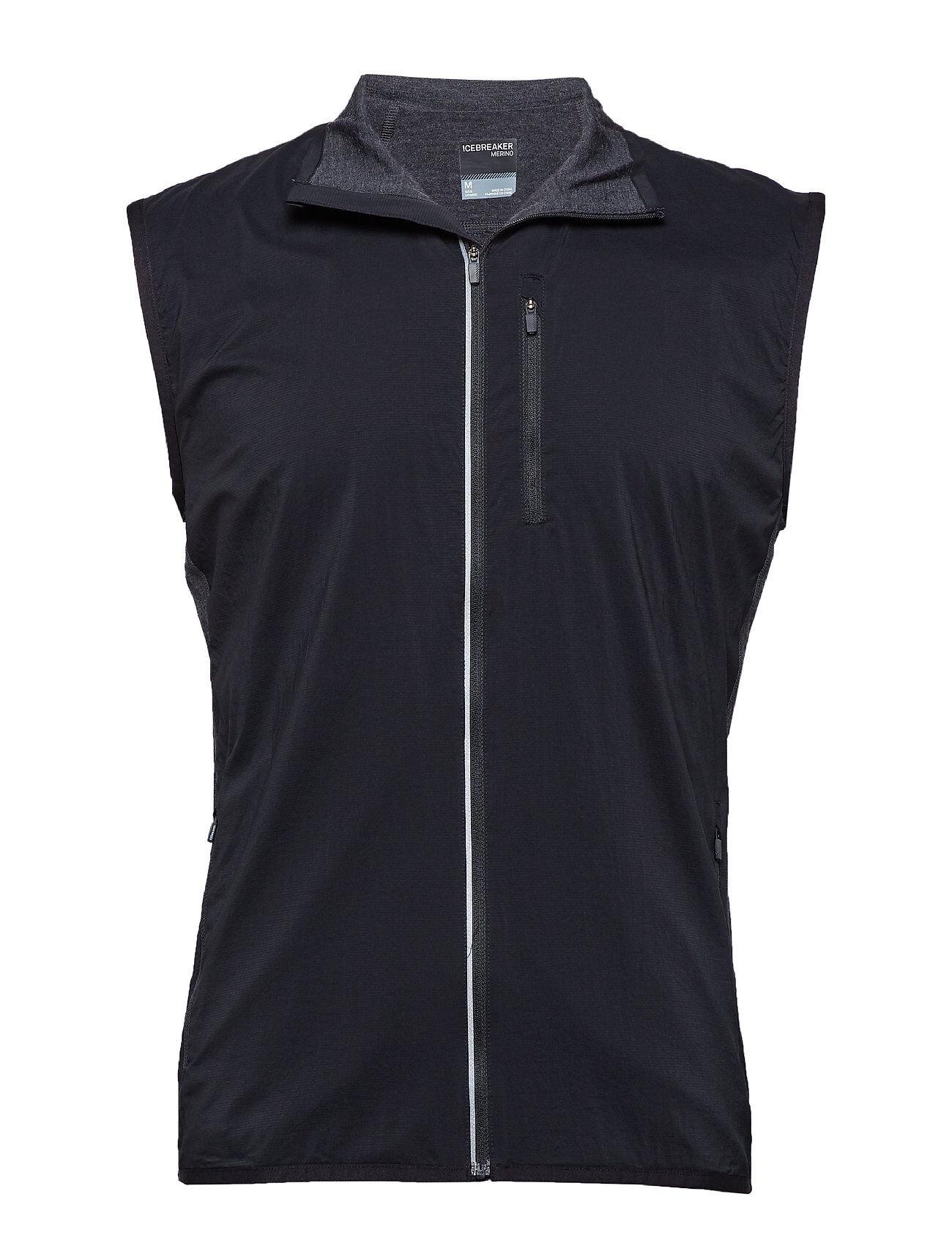 Icebreaker Mens Tech Trainer Hybrid Vest