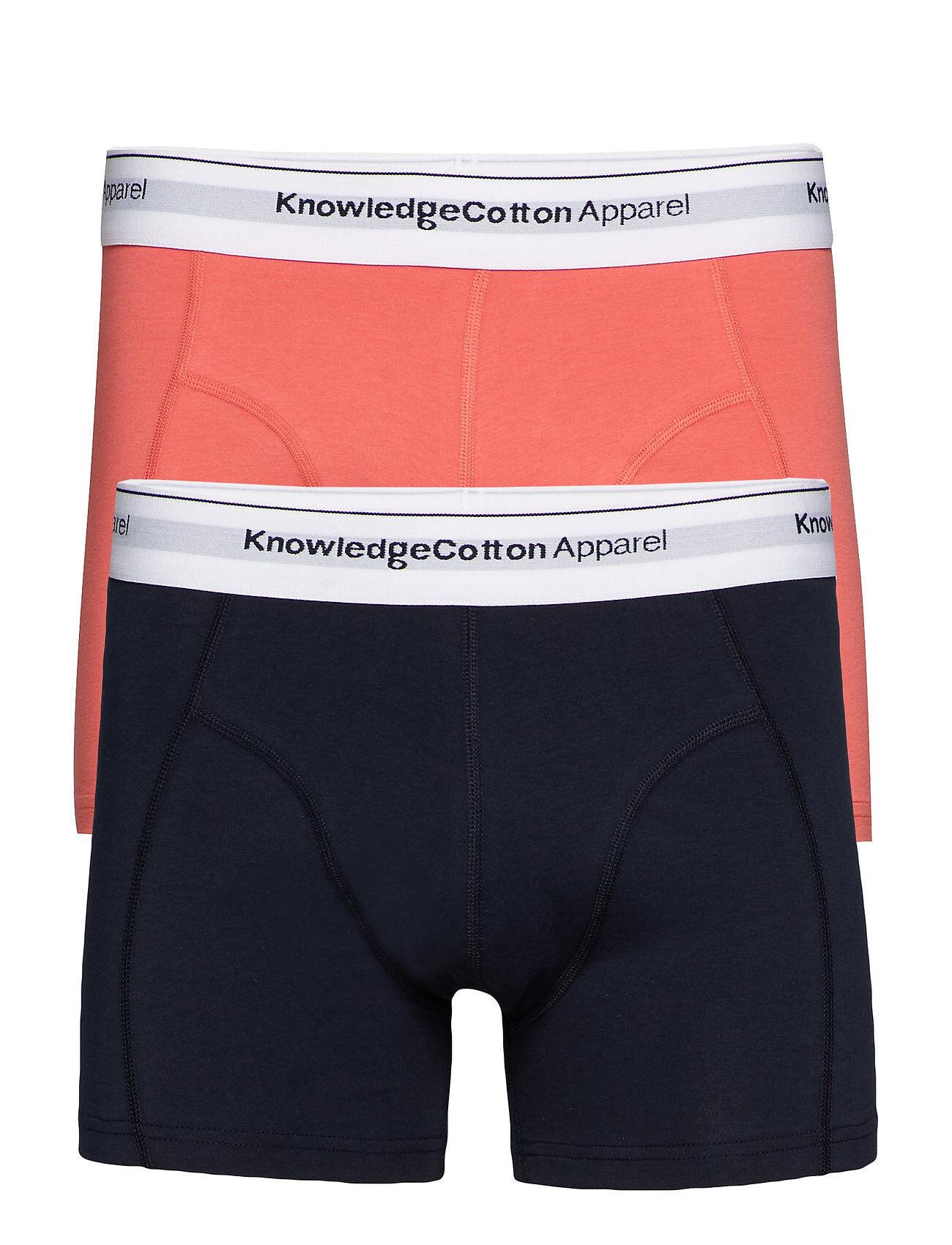 Knowledge Cotton Apparel 2 Pack Underwear - Season - Gots/Ve