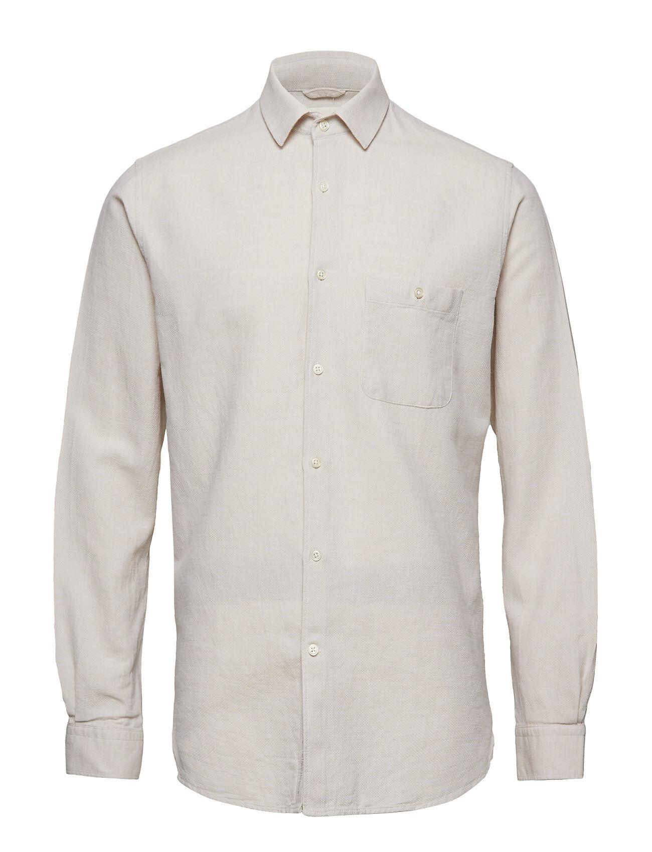 Knowledge Cotton Apparel Structured Shirt - Gots/Vegan