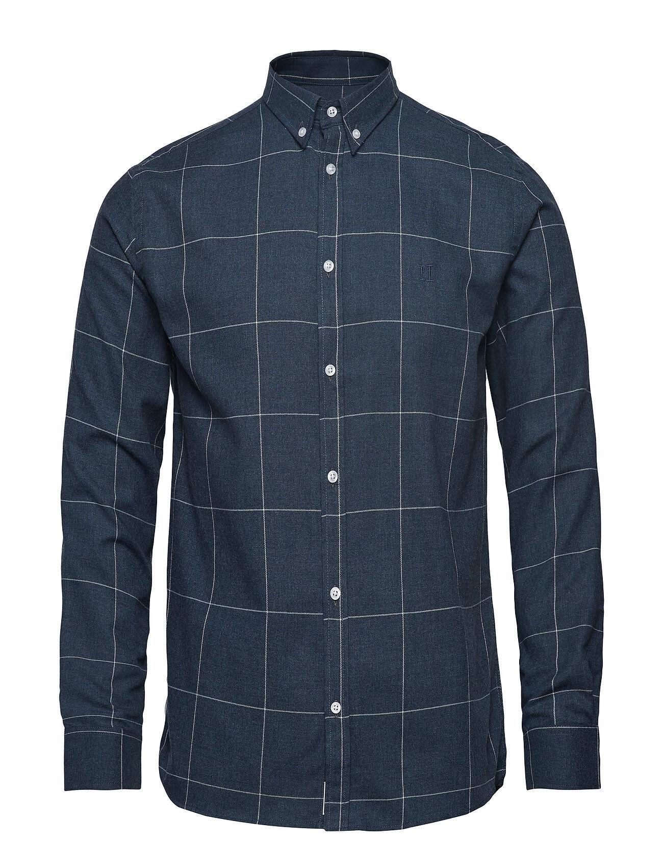 Les Deux Camus Check Shirt