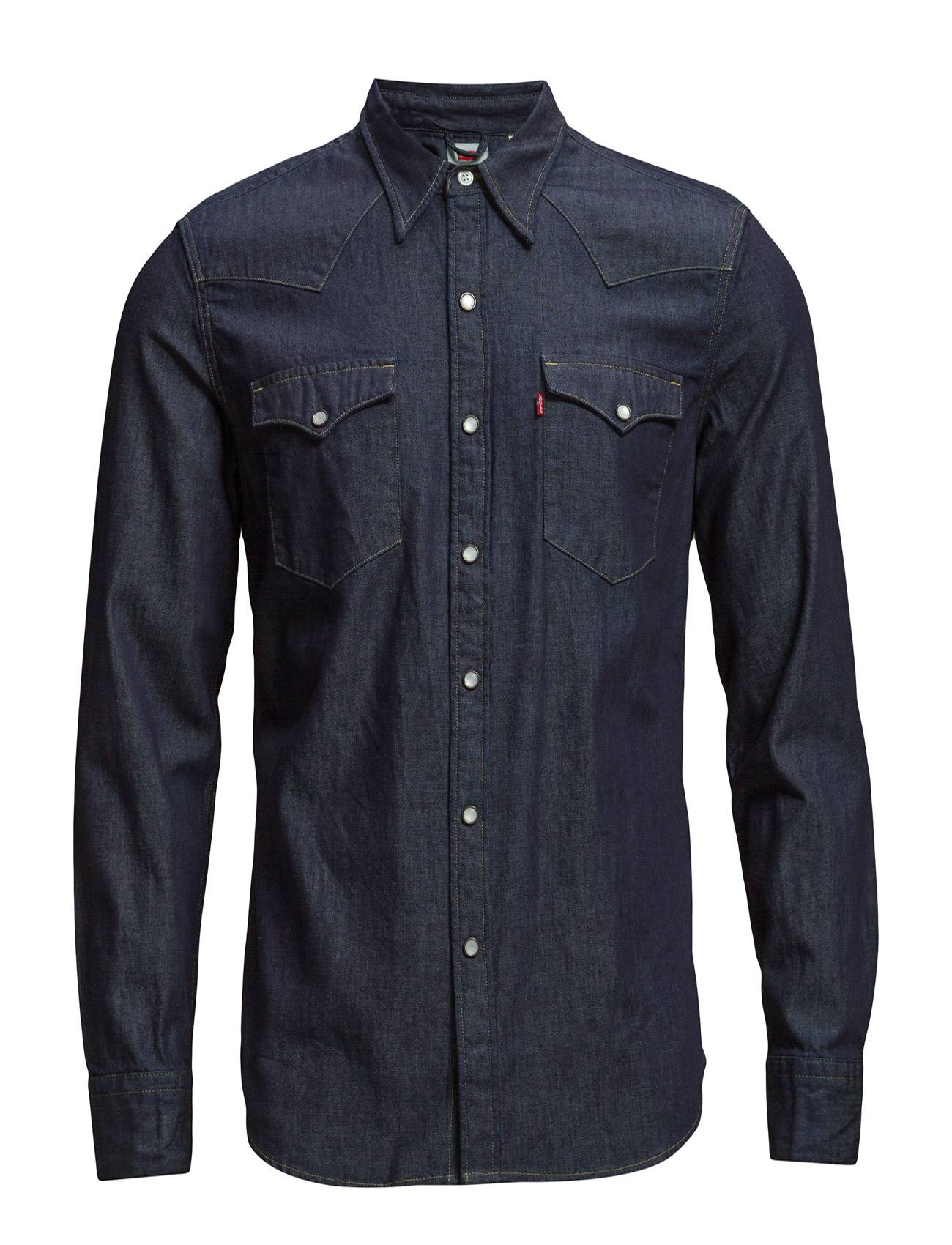 LEVI´S Men Barstow Western Red Cast Rinse