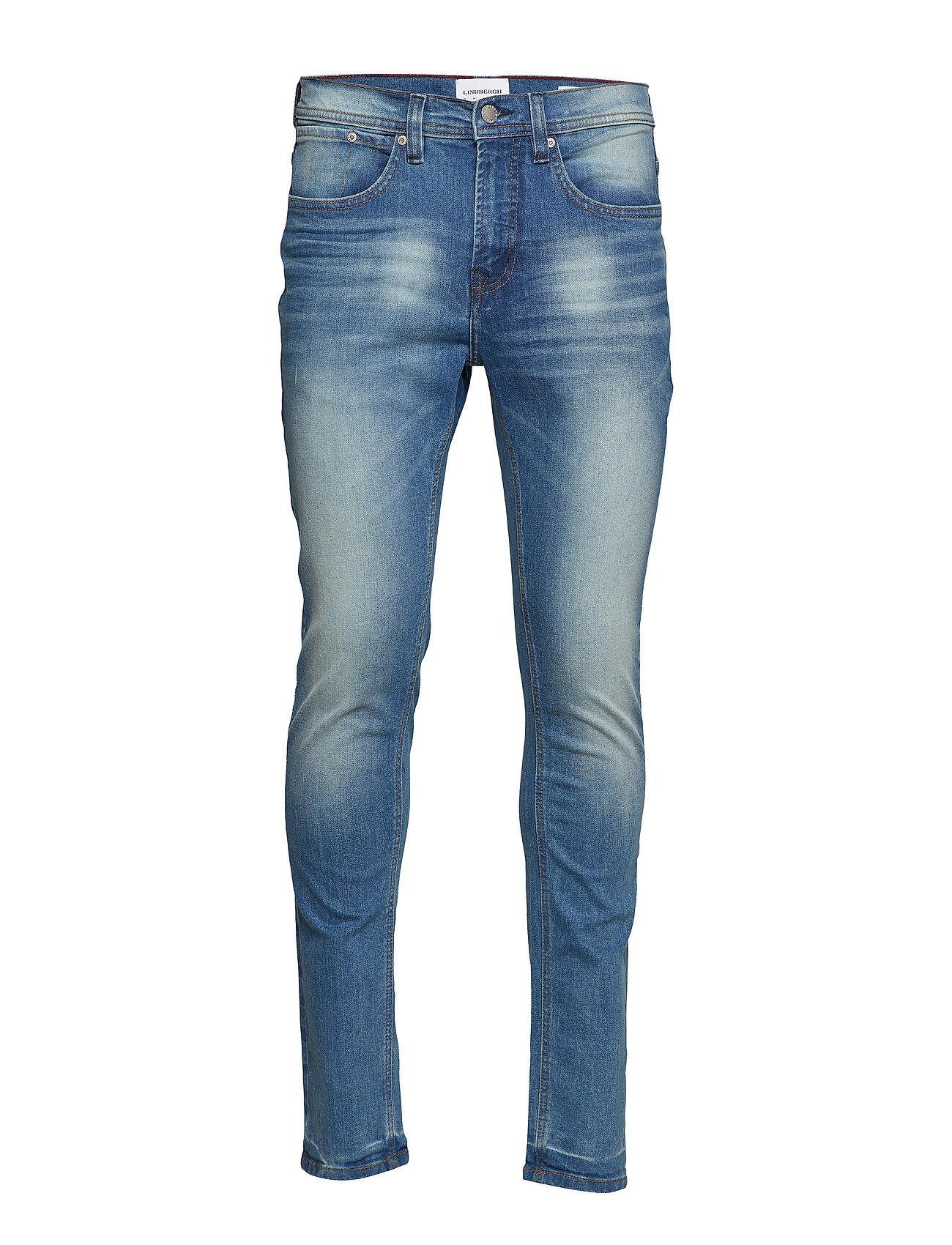 Lindbergh Slim Fit Jeans Boardwalk Blue