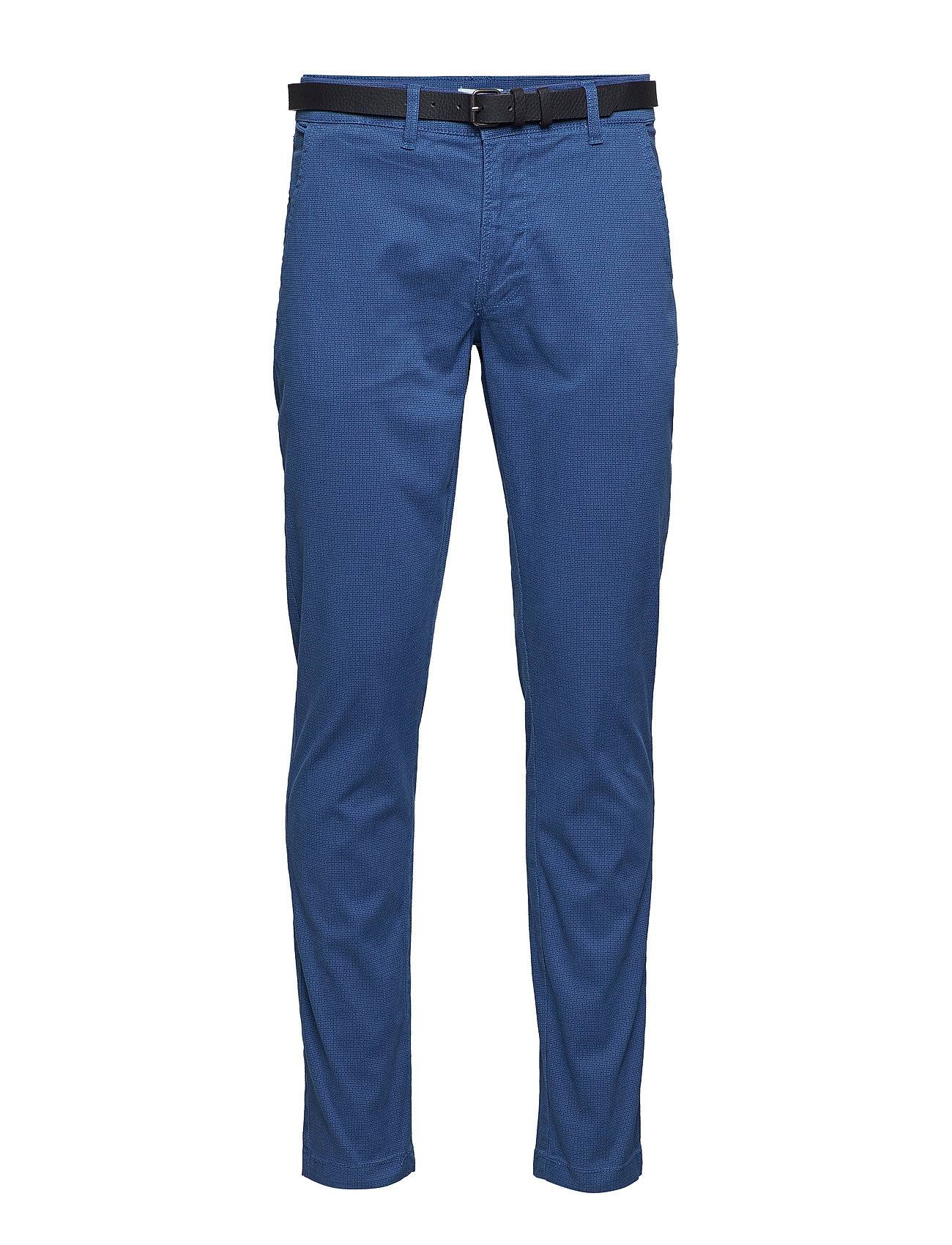 Lindbergh Aop Chinos With Belt