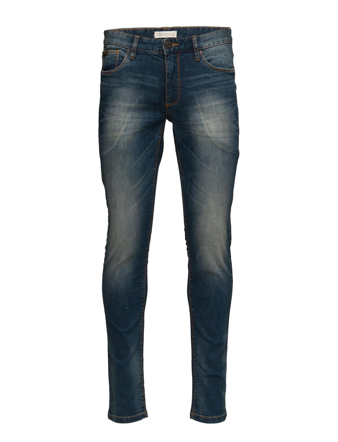 Lindbergh Tapered Fit Jeans Origin Blue