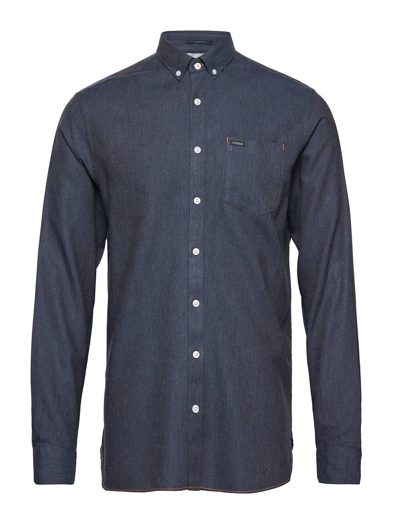 Lindbergh Cashmere Touch L/S Shirt