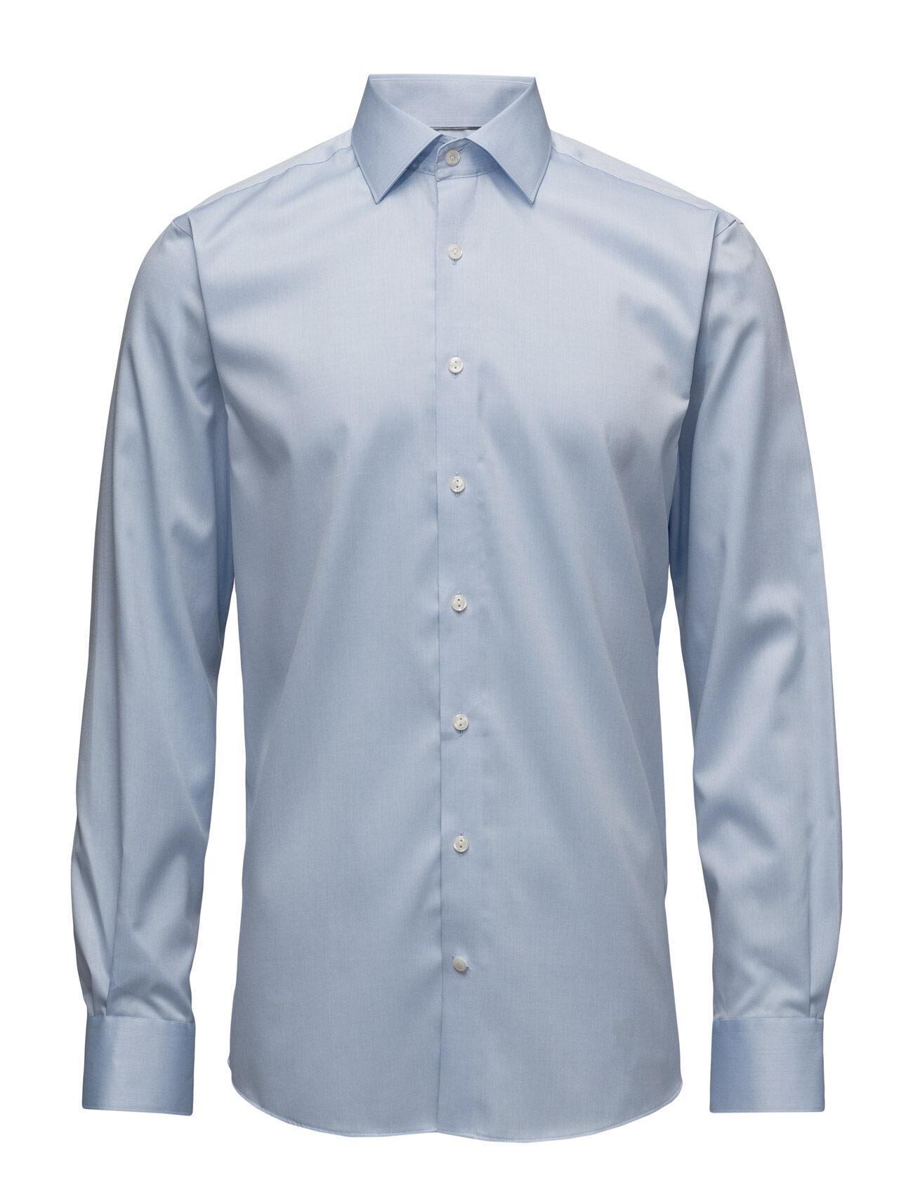 Lindbergh Plain Fine Twill Shirt,Wf