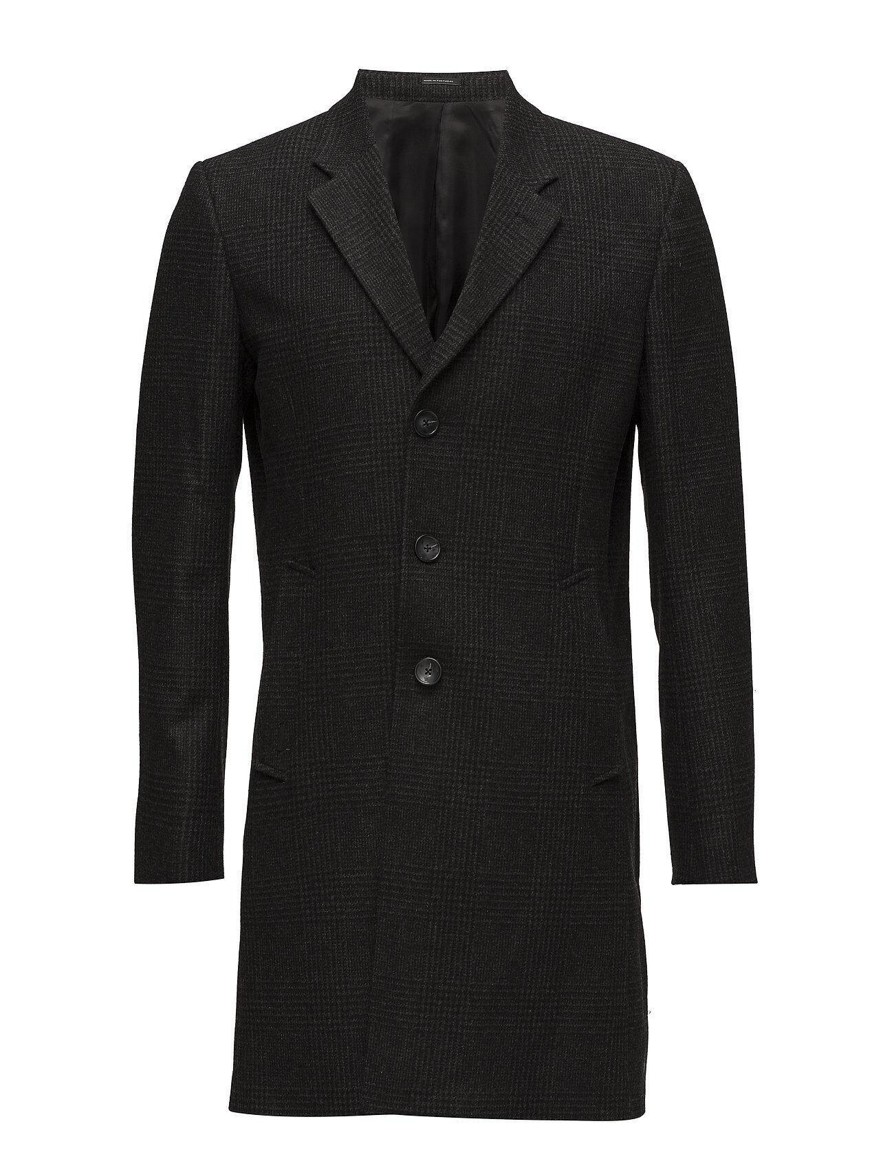 Lindbergh Prince Of Wales Wool Coat