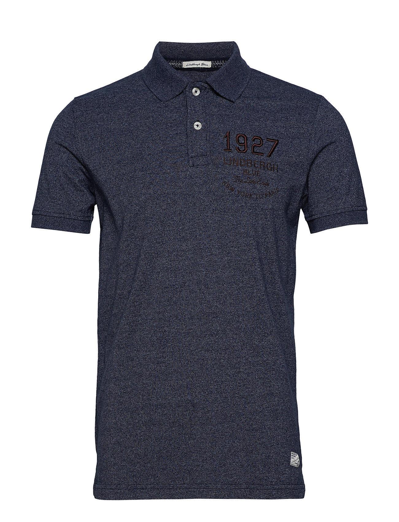 Lindbergh Appliqué Polo